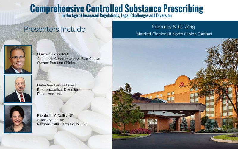 Comprehensive Controlled Substance Prescribing